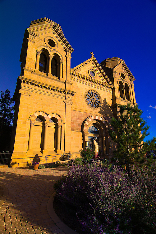 Cathedral Basilica of Saint Francis of Assisi, Santa Fe, New Mexico