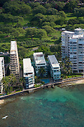 Gold Coast, Diamond Head, Honolulu, Oahu, Hawaii