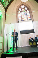 07/09/2017   Minister Denis Naughten TD who announced a joint venture between enet and SSE which will roll-out superfast broadband to 115,000 premises in regional Ireland. <br />  Photo:Andrew Downes, xposure
