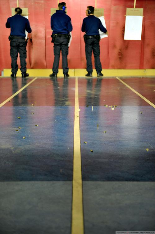 Ghent, Belgium, Mar 24, 2009, Politie Gent, ©Christophe VANDER EECKEN
