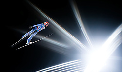 24.02.2015, Lugnet Ski Stadium, Falun, SWE, FIS Weltmeisterschaften Ski Nordisch, Skisprung, Herren, Training, im Bild Richard Freitag (GER) // Richard Freitag of Germany during the Mens Skijumping Training of the FIS Nordic Ski World Championships 2015 at the Lugnet Ski Stadium, Falun, Sweden on 2015/02/24. EXPA Pictures © 2015, PhotoCredit: EXPA/ JFK