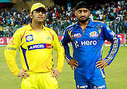 IPL 2012 Match 49 Mumbai Indians v Chennai Super Kings