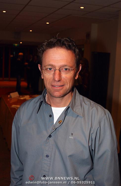 Harpengala 2003, Eric van Tijn