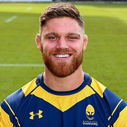 Darren Barry of Worcester Warriors - Mandatory by-line: Robbie Stephenson/JMP - 25/08/2017 - RUGBY - Sixways Stadium - Worcester, England - Worcester Warriors Headshots