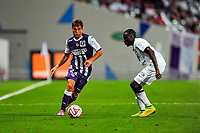SOCCER : Toulouse vs Caen - Day 6 French L1 - 09/20/2014<br /> Pavle NINKOV (tfc)<br /> Norway only