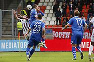0 - 2 own goal of Wijnaldum met Nicky Hofs
