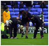 London Irish v Edinburgh 20-10-2002. Season 2002-2003.