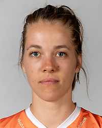 10-05-2018 NED: Team shoot Dutch volleyball team women, Arnhem<br /> Femke Stoltenborg #2 of Netherlands
