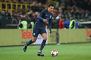 Dele Alli of England during the International Friendly match between Germany and England at Signal Iduna Park, Dortmund, Germany on 22 March 2017. Photo by Phil Duncan.