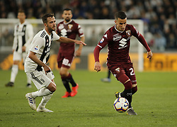 May 3, 2019 - Turin, ITA, Italy - Alex Berenguer during Serie A match between Juventus v Torino, in Turin, on May 3, 2019  (Credit Image: © Loris Roselli/NurPhoto via ZUMA Press)