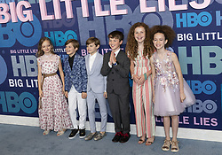 May 29, 2019 - New York, New York, United States - Ivy George, Cameron Crovetti, Nicholas Crovetti, Iain Armitage, Darby Camp, Chloe Coleman attend HBO Big Little Lies Season 2 Premiere at Jazz at Lincoln Center  (Credit Image: © Lev Radin/Pacific Press via ZUMA Wire)