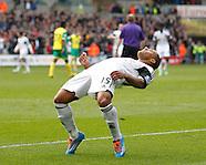Swansea City v Norwich City 290314