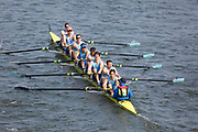 Crew: 107  Curlew B<br /> <br /> Head of the River Race (HoRR) 2019<br /> <br /> To purchase this photo, or to see pricing information for Prints and Downloads, click the blue 'Add to Cart' button at the top-right of the page.