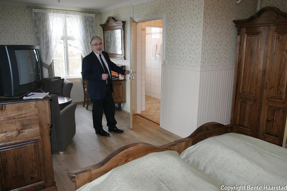 Selbusjøen hotell og gjestegård.