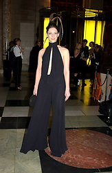 Fashion designer MARIA GRACHVOGEL at the 2004 British Fashion Awards held at Thhe V&A museum, London on 2nd November 2004.<br />