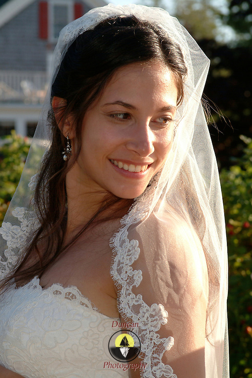 September 2, 2007 -- PHIPPSBURG, Maine. The wedding of Kate Westley and Micah Roberge on Saturday, September 2 at Sebasco resort in Phippsburg.  Photo by Roger S. Duncan.
