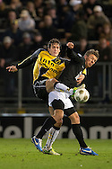 Onderwerp/Subject: NAC Breda - RKC Waalwijk - Eredivisie<br /> Reklame:  <br /> Club/Team/Country: <br /> Seizoen/Season: 2012/2013<br /> FOTO/PHOTO: Eric BOTTEGHIN ( Eric Fernando BOTTEGHIN ) (L) of NAC Breda in duel with Mart LIEDER (R) of RKC Waalwijk. (Photo by PICS UNITED)<br /> <br /> Trefwoorden/Keywords: <br /> #04 $94 ±1342772543138 ±1342772543138<br /> Photo- & Copyrights © PICS UNITED <br /> P.O. Box 7164 - 5605 BE  EINDHOVEN (THE NETHERLANDS) <br /> Phone +31 (0)40 296 28 00 <br /> Fax +31 (0) 40 248 47 43 <br /> http://www.pics-united.com <br /> e-mail : sales@pics-united.com (If you would like to raise any issues regarding any aspects of products / service of PICS UNITED) or <br /> e-mail : sales@pics-united.com   <br /> <br /> ATTENTIE: <br /> Publicatie ook bij aanbieding door derden is slechts toegestaan na verkregen toestemming van Pics United. <br /> VOLLEDIGE NAAMSVERMELDING IS VERPLICHT! (© PICS UNITED/Naam Fotograaf, zie veld 4 van de bestandsinfo 'credits') <br /> ATTENTION:  <br /> © Pics United. Reproduction/publication of this photo by any parties is only permitted after authorisation is sought and obtained from  PICS UNITED- THE NETHERLANDS