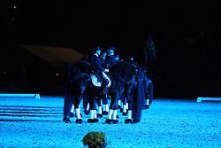 Openingceremony: Fries Horses<br /> World Equestrian Games Lexington - Kentucky 2010<br /> © Dirk Caremans