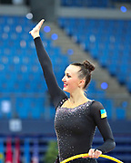 Anna Rizatdinova was born 16 July 1993 in Simferopol, she is a Ukrainian individual rhythmic gymnast. Anna is the winner of the bronze medal in the All-around at the Olympic Games in Rio de Janeiro 2016.