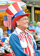 The 2012 Fourth of July parade in Aspen, Colorado.