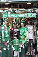St Patricks Day and Irish T-Shirts and Scarfs for sale in Dublin shop Ireland