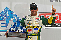 MOTORSPORT - US RACES - INDYCAR 2011 - LAS VEGAS (USA) 13 TO 16/10/12011 - PHOTO : WALT KUHN / LAT / DPPI - <br /> TONY KANAAN / DALLARA HONDA TEAM KV RACING - AMBIANCE - PORTRAIT