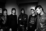 New York Indie band, The Bravery, UK 2005