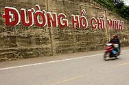 ho chi minh highway central vietnam