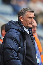 Tony Mowbray Manager Coventry City, Coventry City v Shreswsbury Town FC  Ricoh Arena, Football Sky Bet League One, Saturday 3rd October 2015