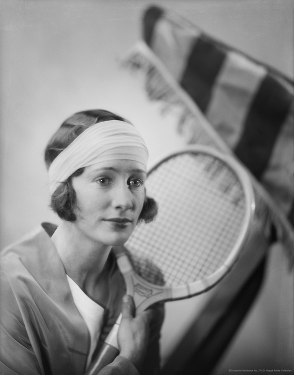 Evelyn Colyer, Olympic tennis champion, 1929