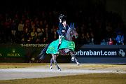 Leopold van Asten - VDL Groep Zidane N.O.P.<br /> Indoor Brabant 2017<br /> © DigiShots