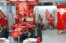 22.10.2010, Korea International Circuit, Yeongam, KOR, F1 Grandprix of Korea, im Bild ..Fernando Alonso (ESP),  Scuderia Ferrari, EXPA Pictures © 2010, PhotoCredit: EXPA/ InsideFoto/ Hasan Bratic *** ATTENTION *** FOR AUSTRIA AND SLOVENIA USE ONLY!