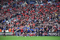 Joie Supporters Toulon - 19.04.2015 - Toulon / Leinster - 1/2Finale European Champions Cup -Marseille<br /> Photo : Andre Delon / Icon Sport