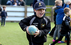 Children play in the Kids Zone at Sixways - Mandatory by-line: Robbie Stephenson/JMP - 05/03/2017 - RUGBY - Sixways Stadium - Worcester, England - Worcester Warriors v Bristol Rugby - Aviva Premiership