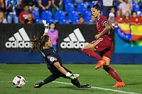 Spain's Jennifer Hermoso during the match of  European Women's Championship 2017 at Leganes, between Spain and Finland. September 20, 2016. (ALTERPHOTOS/Rodrigo Jimenez)