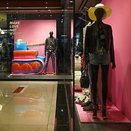 Mannequins at the Time Warner Center