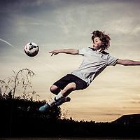 Ben Barnett Football Shoot 03.04.2017