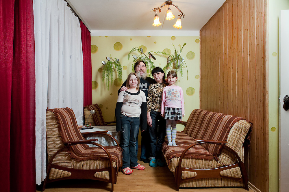 Tomasz 46, Kamilla 45, Kinga 11, Katarzyna 7 <br />