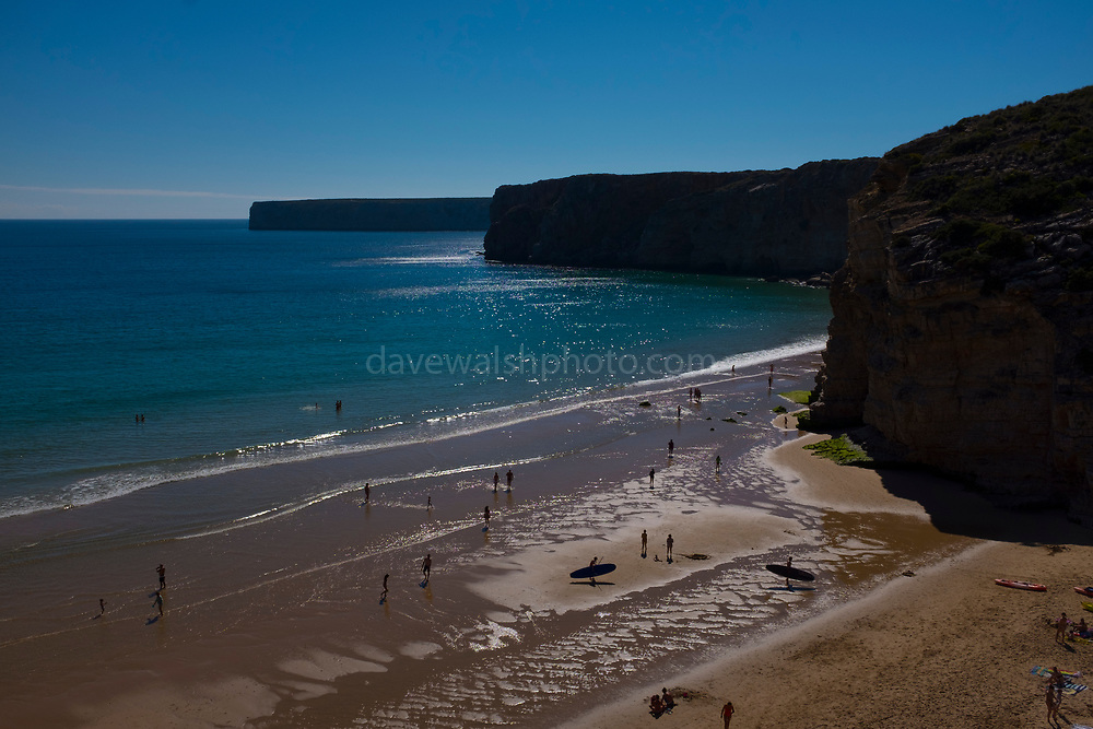Praia do Beliche, Sagres, Algarve, Portugal