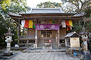 Tempel nummer 31, Chikurin-ji <br /> <br /> Pilgrimsvandring till 88 tempel på japanska ön Shikoku till minne av den japanske munken Kūkai (Kōbō Daishi). <br /> <br /> Fotograf: Christina Sjögren<br /> Copyright 2018, All Rights Reserved<br /> <br /> Temple 31 Chikurin-ji (竹林寺) of the Shikoku Pilgrimage, 88 temples associated with the Buddhist monk Kūkai (Kōbō Daishi) on the island of Shikoku, Japan