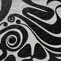 Swirl Mural