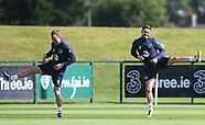 Ireland Training Session and Press Conference - 30 Aug 2017