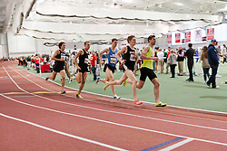 Boston University Terrier Invitational Indoor Track Meet: Rich Peters leads chase pack, Elite Mens Mile, Jenkins, McCarthy, Masters, Matthews