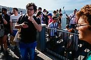 Tourists in Sorrento, Neaples, on April 30, 2018. Christian Mantuano / OneShot