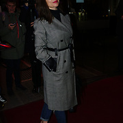 Hayley Atwell Arrive at Good Girl for the VAULT Festival press night at Trafalgar Studios on 6th March 2018, London, UK.