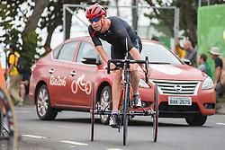 HILLS Stephen, T2, NZL, Cycling, Road Race à Rio 2016 Paralympic Games, Brazil