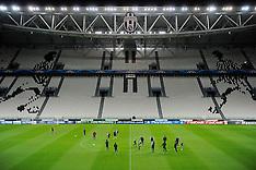 20131126 FC København træner på Juventus Stadion i Torino