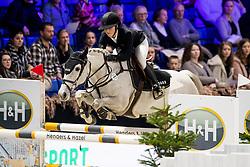 Meric Emma, FRA, Venise Des Islots<br /> Jumping Mechelen 2019<br /> © Hippo Foto - Sharon Vandeput<br /> 28/12/19