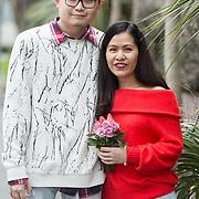Reception of Sotheara & Zihao