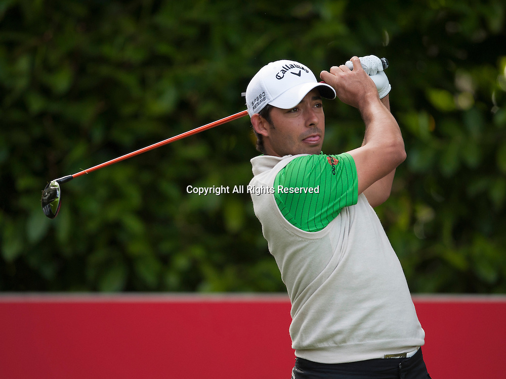 23.05.2014. Wentworth, England. Pablo LARRAZABAL [ESP]  during the second round of the 2014 BMW PGA Championship from The West Course Wentworth Golf Club